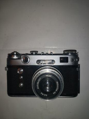 Фотоапорат зорький-6