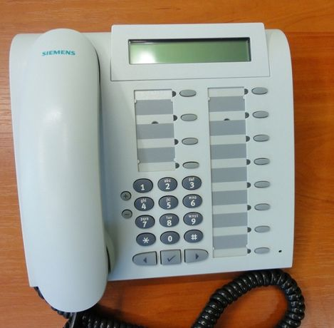 Telefon systemowy Siemens OptiPoint 500 Standard