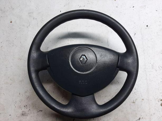Kierownica do samochodu Renault Clio II