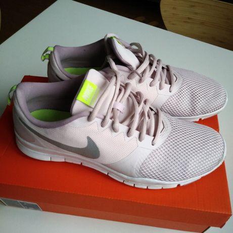 Nike adidasy buty sportowe pudrowy róż rozm 41 dl 26,5 cm