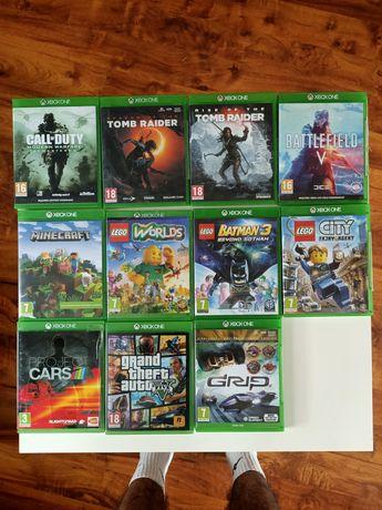 Gry Xbox One  X  LEGO Minecraft GTA