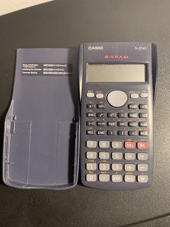 Máquina Calculadora Científica Casio