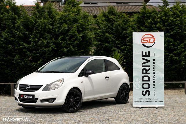 Opel Corsa 1.3 CDTi Black Edition ecoFLEX