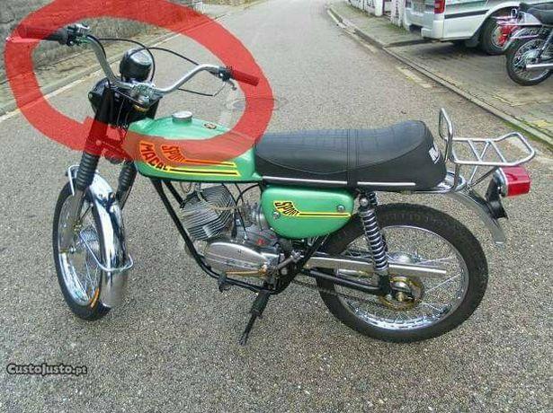 Vende-se Motorizada Casal Macal de 1978