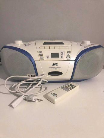 Radio Radioodtwarzacz JVC RC-EZ57 w pełni sprawne