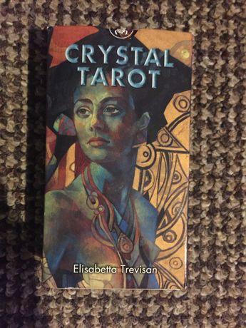 Karty tarota Crystal Tarot