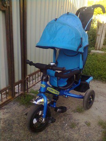 "Велосипед-коляска фирмы ""Comby-trike"""