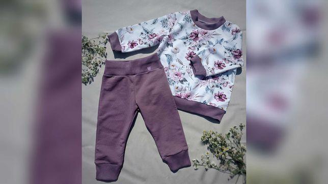 Костюм детский штаны кофта для девочки 74