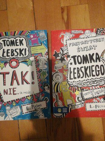 Fantastyczny świat Tomka Łebskiego, tom I, tom VIII