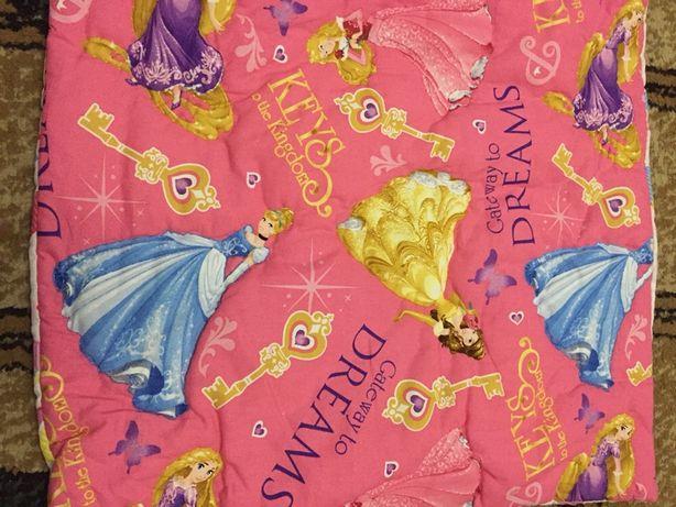 Наволочка на подушки Барбі,Холодне серце,принцеси