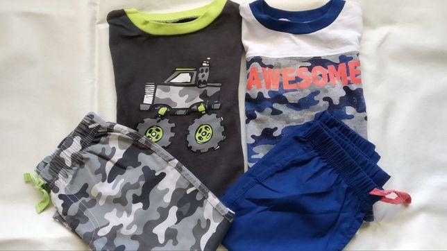 Conjunto Calças e T-shirt