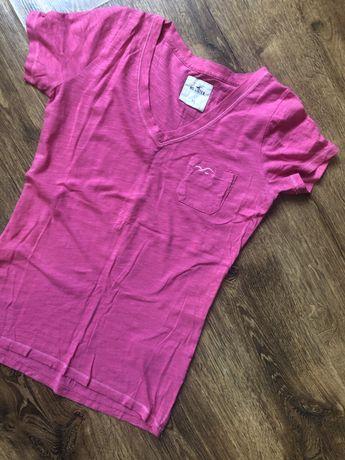 T-Shirt hollister xs pink