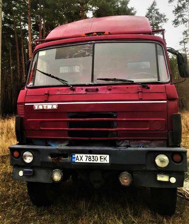 Продам седельный тягач ТАТRА- 815 в хорошем состоянии.
