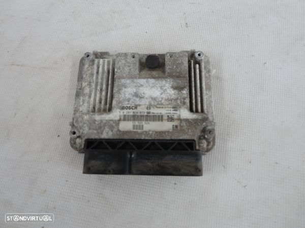 Centralina Do Motor Saab 9-3 (Ys3f, E79, D79, D75)