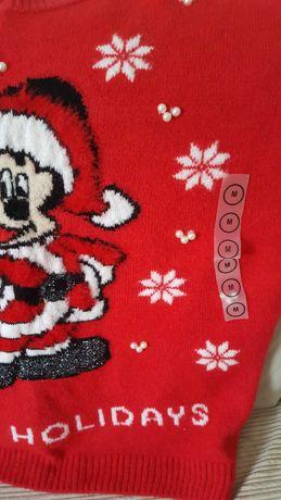 Sweter świąteczny- Nowy