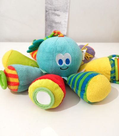 Ośmiornica sensoryczna manipulacyjna dla niemowląt