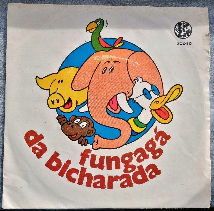 """""""Fungaga da Bicharada"""" Disco vinyl São Pedro - imagem 1"""