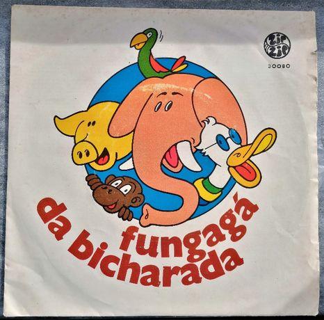 """""""Fungaga da Bicharada"""" Disco vinyl"""