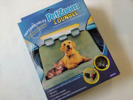 Чехол в машину для собак Pet Zoom H0155