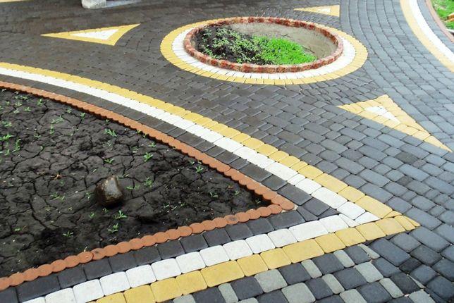 Укладка тротуарной плитки, Тротуарная плитка