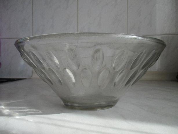 салатница стеклянная CCCР