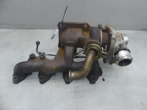 Turbina Turbo FORD CONNECT 1.8 TDCI