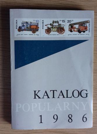 Katalog popularny znaków pocztowych ziem polskich