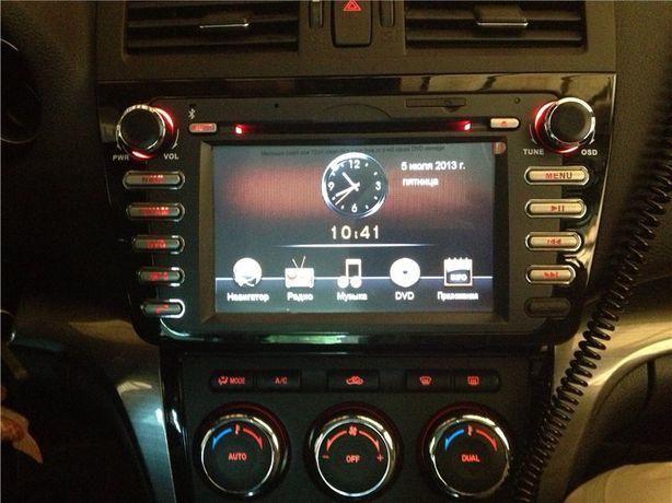 Продам автомагнитолу Mazda 6 GH б/у