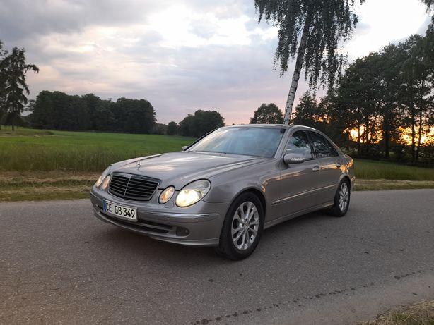 Mercedes W211 3.2 Benzyna+Gaz Avangarde!!