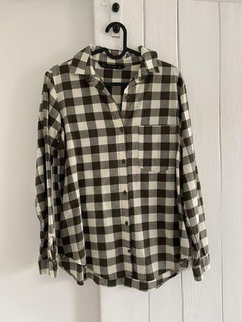 ZARA koszula w kratę M