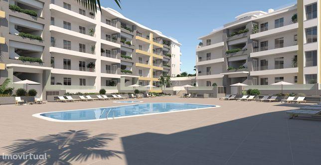 Apartamento T3 em condomínio de luxo com vista para a Marina de Lagos