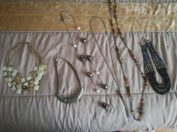 Conjunto de 6 colares