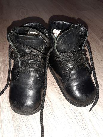 Ортопедические ботинки для мальчика 14,5см с высоким берцем