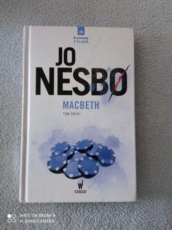 Jo Nesbo Macbeth tom 2
