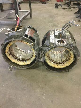 Перемотка электродвигателей ремонт електродвигунів