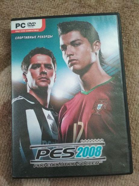 Ігри PES для ПК  2008