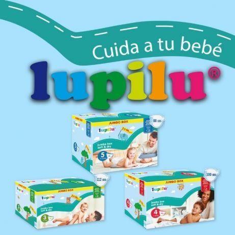Подгузники Lupilu ( Diapers)Акция на Мегапак 5р.-  70 шт.