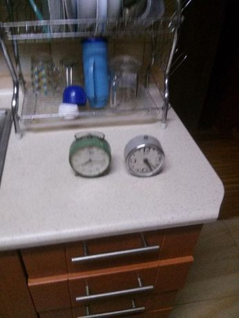 zegarki nakrecane stare