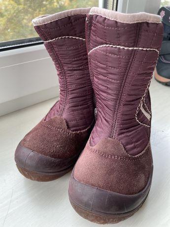 Зимние сапоги ботинки elefanten