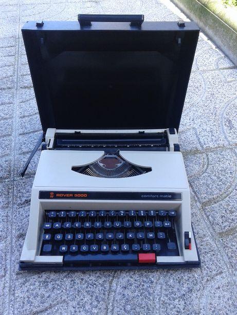 Máquina de Escrever Roover 5000