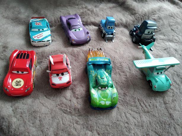 Cars auto Mattel 1:55 samoloty bajka autka