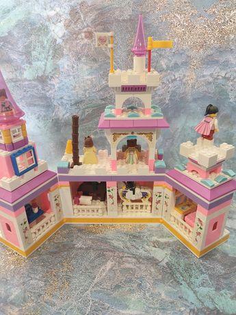 Конструктор Лего замок принцессы