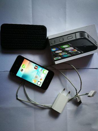 Iphone 4s CZARNY