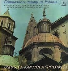 Musica Antiqua (Vinyl LP Gatefold) Compositori Italiani In Polonia-Mu