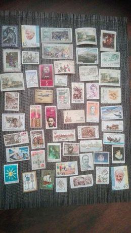 znaczki pocztowe stare kolekcjonerskie