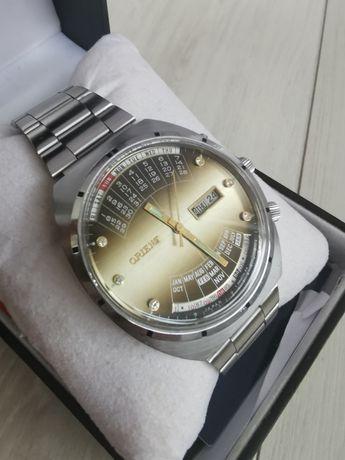 Zegarek Orient Cesarski Królewski Patelnia Multi years Męski Cyrkonie