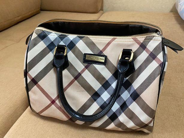 Оригинальная сумка Burberry