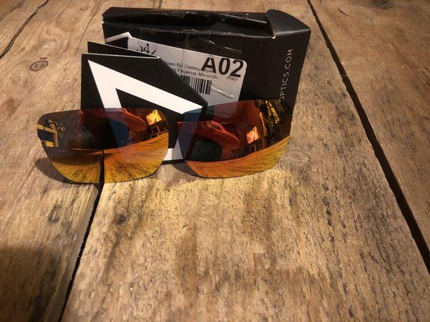 Oakley Switch Style soczewki do okularow Polaryzacja