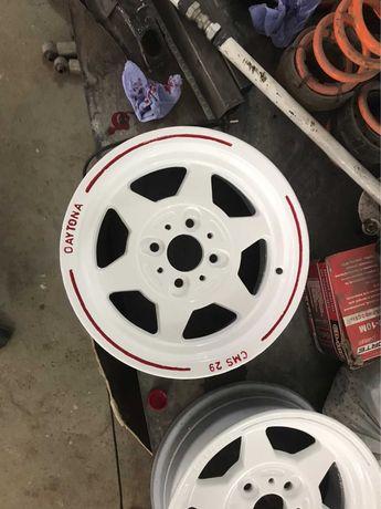 Продам ралійні диски Ваз 4*98 Daytona CMS 29 R13 5.5J