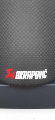 Końcówka Nakładka na tłumik Akrapovic